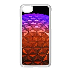 Abstract Ball Colorful Colors Apple Iphone 7 Seamless Case (white)