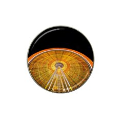 Abstract Blur Bright Circular Hat Clip Ball Marker (10 Pack)