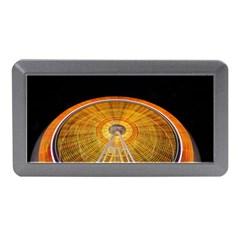 Abstract Blur Bright Circular Memory Card Reader (mini)