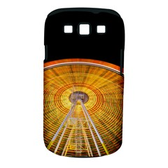 Abstract Blur Bright Circular Samsung Galaxy S Iii Classic Hardshell Case (pc+silicone)