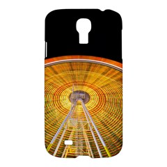 Abstract Blur Bright Circular Samsung Galaxy S4 I9500/i9505 Hardshell Case