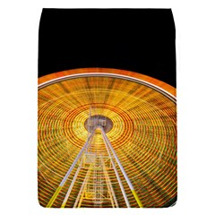 Abstract Blur Bright Circular Flap Covers (s)