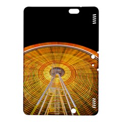 Abstract Blur Bright Circular Kindle Fire Hdx 8 9  Hardshell Case