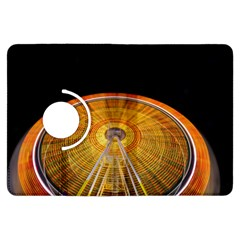 Abstract Blur Bright Circular Kindle Fire Hdx Flip 360 Case