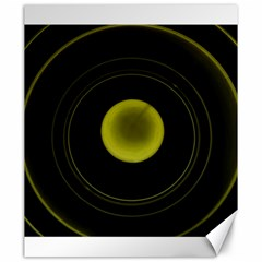 Abstract Futuristic Lights Dream Canvas 20  X 24