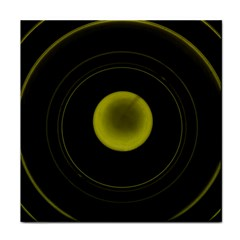 Abstract Futuristic Lights Dream Face Towel