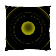 Abstract Futuristic Lights Dream Standard Cushion Case (one Side)