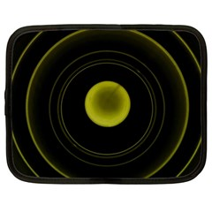 Abstract Futuristic Lights Dream Netbook Case (xl)