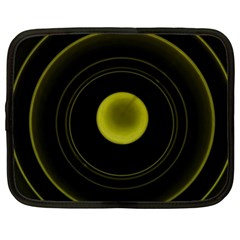 Abstract Futuristic Lights Dream Netbook Case (xxl)
