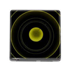 Abstract Futuristic Lights Dream Memory Card Reader (square)