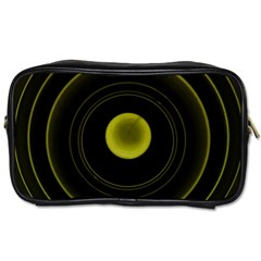 Abstract Futuristic Lights Dream Toiletries Bags