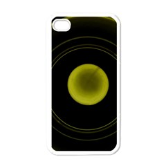 Abstract Futuristic Lights Dream Apple Iphone 4 Case (white)