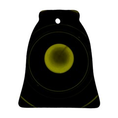 Abstract Futuristic Lights Dream Ornament (bell)