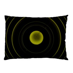 Abstract Futuristic Lights Dream Pillow Case (two Sides)