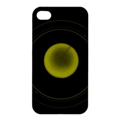 Abstract Futuristic Lights Dream Apple Iphone 4/4s Premium Hardshell Case