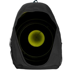 Abstract Futuristic Lights Dream Backpack Bag