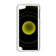 Abstract Futuristic Lights Dream Apple Ipod Touch 5 Case (white)