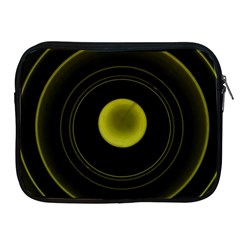 Abstract Futuristic Lights Dream Apple Ipad 2/3/4 Zipper Cases