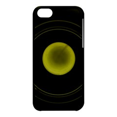 Abstract Futuristic Lights Dream Apple Iphone 5c Hardshell Case