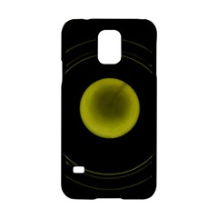 Abstract Futuristic Lights Dream Samsung Galaxy S5 Hardshell Case