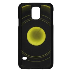 Abstract Futuristic Lights Dream Samsung Galaxy S5 Case (black)