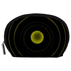 Abstract Futuristic Lights Dream Accessory Pouches (large)