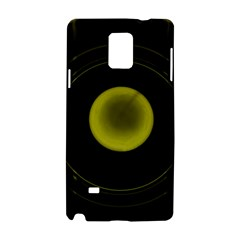 Abstract Futuristic Lights Dream Samsung Galaxy Note 4 Hardshell Case