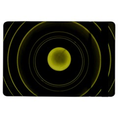 Abstract Futuristic Lights Dream Ipad Air 2 Flip