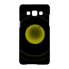 Abstract Futuristic Lights Dream Samsung Galaxy A5 Hardshell Case