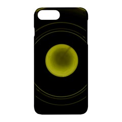 Abstract Futuristic Lights Dream Apple Iphone 7 Plus Hardshell Case