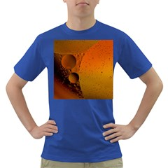 Abstraction Color Closeup The Rays Dark T Shirt