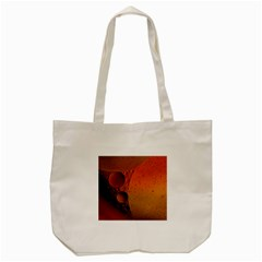 Abstraction Color Closeup The Rays Tote Bag (cream)
