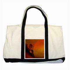 Abstraction Color Closeup The Rays Two Tone Tote Bag