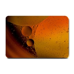 Abstraction Color Closeup The Rays Small Doormat