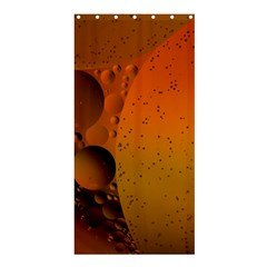 Abstraction Color Closeup The Rays Shower Curtain 36  X 72  (stall)