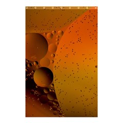 Abstraction Color Closeup The Rays Shower Curtain 48  X 72  (small)