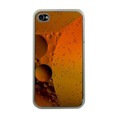 Abstraction Color Closeup The Rays Apple Iphone 4 Case (clear)