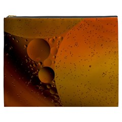 Abstraction Color Closeup The Rays Cosmetic Bag (xxxl)