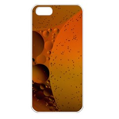Abstraction Color Closeup The Rays Apple Iphone 5 Seamless Case (white)