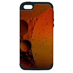Abstraction Color Closeup The Rays Apple Iphone 5 Hardshell Case (pc+silicone)