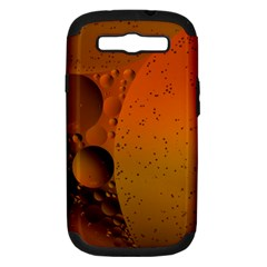 Abstraction Color Closeup The Rays Samsung Galaxy S Iii Hardshell Case (pc+silicone)
