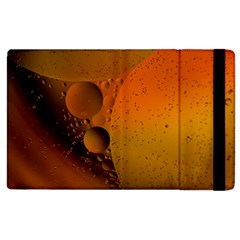 Abstraction Color Closeup The Rays Apple Ipad 3/4 Flip Case