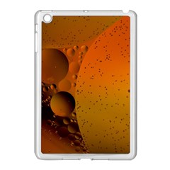 Abstraction Color Closeup The Rays Apple Ipad Mini Case (white)