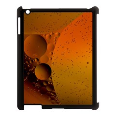 Abstraction Color Closeup The Rays Apple Ipad 3/4 Case (black)