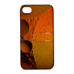 Abstraction Color Closeup The Rays Apple Iphone 4/4s Hardshell Case With Stand