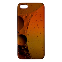 Abstraction Color Closeup The Rays Apple Iphone 5 Premium Hardshell Case