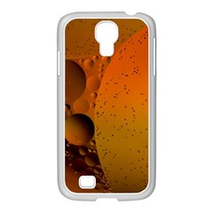 Abstraction Color Closeup The Rays Samsung Galaxy S4 I9500/ I9505 Case (white)