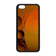Abstraction Color Closeup The Rays Apple Iphone 5c Seamless Case (black)