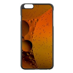 Abstraction Color Closeup The Rays Apple Iphone 6 Plus/6s Plus Black Enamel Case