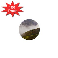 Agriculture Clouds Cropland 1  Mini Magnets (100 Pack)